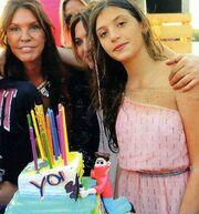Η κόρη της Βάνας Μπάρμπα, Φαίδρα έγινε 12 ετών!