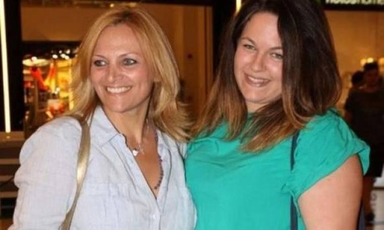 Χριστίνα Λαμπίρη: Σε θεατρική παράσταση με την κόρη της