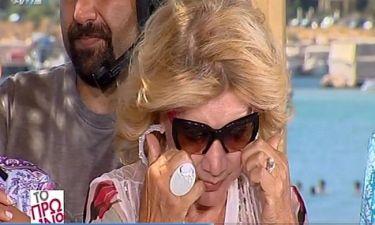 Η Πατέρα έκλαψε όταν η Σκορδά δήλωσε: «Μη τυχόν και ξανακούσω κάτι»!