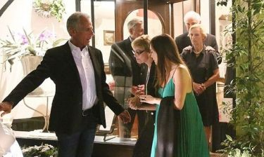 George Clooney: Και οι γονείς του στη λίμνη Κόμο για τον γάμο!