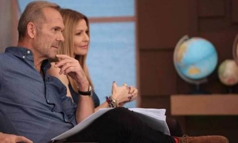 Χωρισμός Μπαλατσινού – Κωστόπουλος: Όλα όσα έλεγε ο Κωστόπουλος στην τελευταία εκπομπή για την Τζένη!