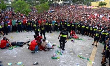 Παγκόσμιο Κύπελλο Ποδοσφαίρου: Δύο νεκροί από μαχαιριές στην Κόστα Ρίκα (photos)
