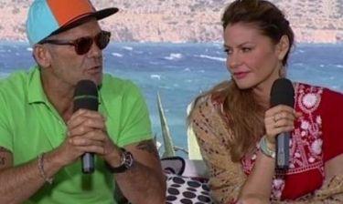 Χωρισμός Μπαλατσινού – Κωστόπουλος: Η τελευταία κοινή συνέντευξη του ζευγαριού