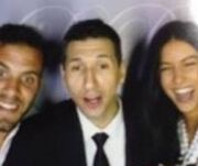 Οι ευτυχισμένες selfies του Δημήτρη Διαμαντίδη!