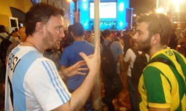 Παγκόσμιο Κύπελλο 2014- Ημιτελικοί: Η μαγεία του Μουντιάλ (photos)