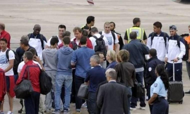 Παγκόσμιο Κύπελλο Ποδοσφαίρου 2014: Αποθέωση για τους Γάλλους (photos+videos)