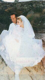Μπαλατσινού- Κωστόπουλος: Ο γάμος όπου όλα πήγαν στραβά!