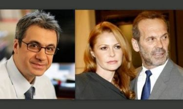 Χωρισμός Μπαλατσινού-Κωστόπουλου: Παναγιωτόπουλος: «Χώρισαν. Θα τους κανιβαλίσουμε»;