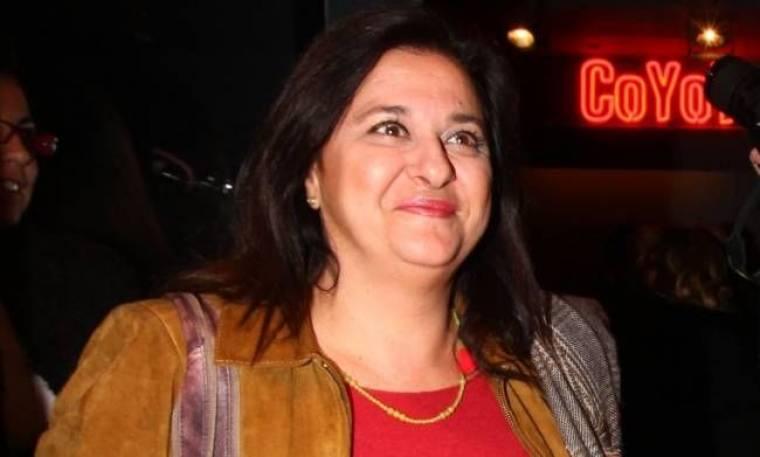 Ελισάβετ Κωνσταντινίδου: «Δεν έχω σκάσει ποτέ στα γέλια στην σκηνή»