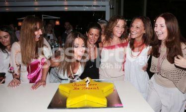 Τζό Τόγκου: Γιόρτασε τα γενέθλια της με καλές της φίλες!