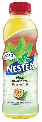 NESTEA FREE: 100% απόλαυση, χωρίς θερμίδες!