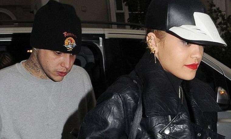 Η Rita Ora ζευγάρι με το γιο του Tommy Hilfiger