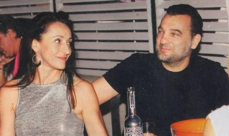 Γιώργος Λεβέντης: Στα μπουζούκια με την σύζυγό του