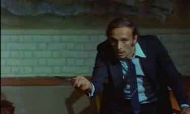 Δείτε καλά τον πρωταγωνιστή από την θρυλική ταινία «Παραγγελιά». Τον αναγνωρίζετε;