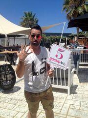 Θέμης Γεωργαντάς Give me five!