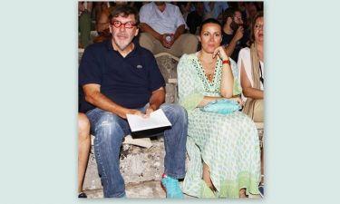 Λάλας- Δρούζα: Στην Επίδαυρο για την παράσταση «Προμηθέας Δεσμώτης»