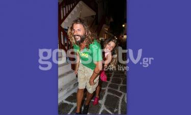 Λάσπα- Νικολόπουλος: Αυτός είναι έρωτας