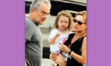 Επιτέλους βαφτίζουν την κόρη τους Ζήνα-Λύρας