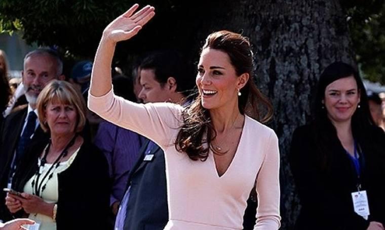Kate Middleton: Έγκυος στο δεύτερο παιδί της