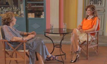 «Προσωπικά»:Η Έλενα Κατρίτση συναντά την Άλκη Ζέη