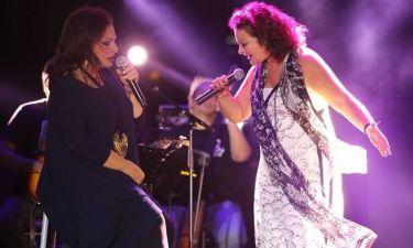 Αλεξίου- Τσανακλίδου: Εντυπωσίασαν στην πρώτη τους καλοκαιρινή συναυλία