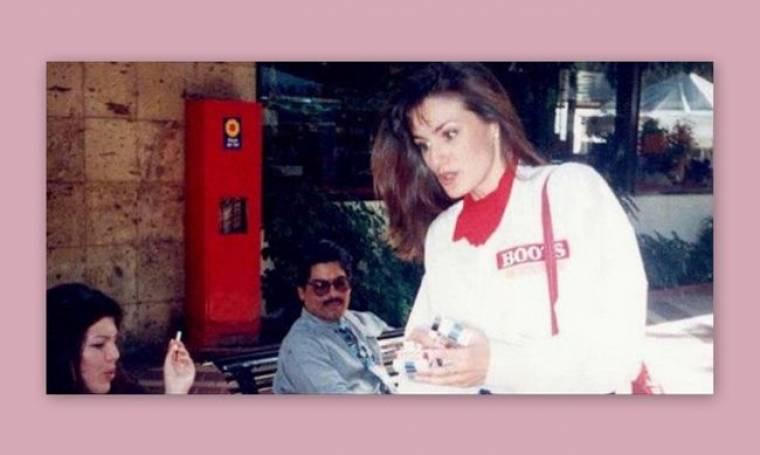 Απίστευτο! Η βασίλισσα Λετίθια πουλούσε τσιγάρα στον δρόμο!