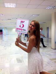 Άννα Πρέλεβιτς Give me five!