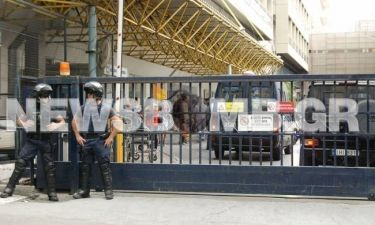 Σύλληψη Μαζιώτη: Στο νοσοκομείο «Ευαγγελισμός» ο τρομοκράτης (pics)