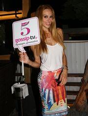 Στέλλα Δημητρίου Give me five!