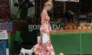 Αλεξάνδρα Λοίζου: Βόλτα με το σκυλάκι της!