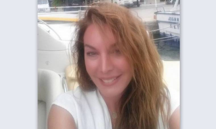 Tατιάνα Σταφανίδου: Χαλαρώνει στην Λευκάδα!