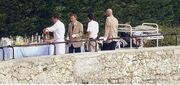 Σαρλότ Κασιράγκι – Γκαντ Ελμαλεχ: Βάφτισαν το γιο τους στο Μονακό!