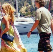 Κερτ Ράσελ – Γκολντι Χόουν: Συνεχίζουν τις διακοπές τους στην Ελλάδα
