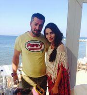 Δείτε ποια πρωταγωνίστρια από το «Σουλεϊμάν τον Μεγαλοπρεπή» κάνει διακοπές στην Ελλάδα!