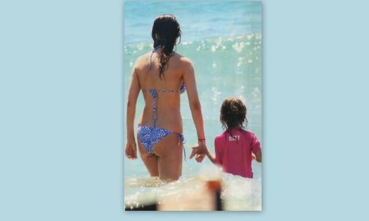 Αστέρας Βουλιαγμένης: Μια μαμά με θεϊκό κορμί