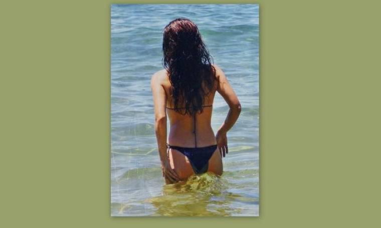 Σκιάθος 2014: Με τέτοιο κορμί πώς να μην την πεις sexy;