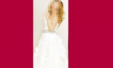 Ο γαμπρός το έσκασε και Ελληνίδα τραγουδίστρια έμεινε με το νυφικό!