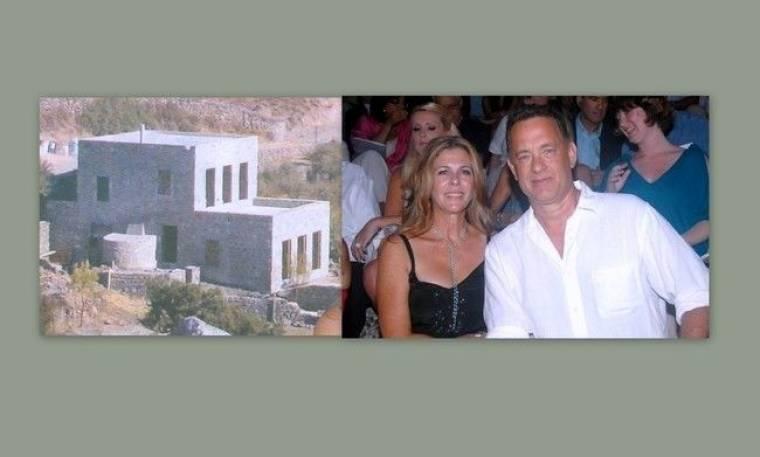 Έτοιμο το σπίτι του Tom Hanks στην Πάτμο!