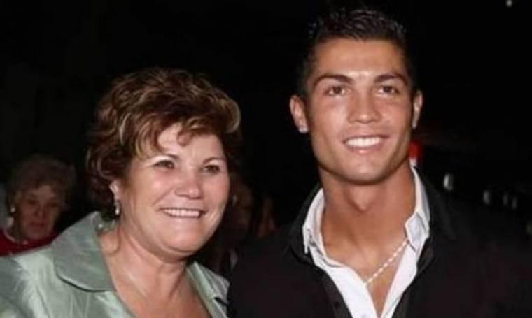 Δεν φαντάζεστε τι αποκαλύπτει η μητέρα του Cristiano Ronaldo!