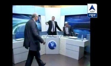 Σκηνές απείρου κάλλους: Σε ρινγκ μετατράπηκε εκπομπή!