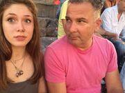 Εβελίνα Παπούλια: Δείτε τον πρώην σύζυγο της ηθοποιού με την κόρη τους (φωτο)