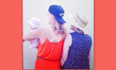 Η «Χουρέμ» μαζί με την κόρη και την μαμά της!