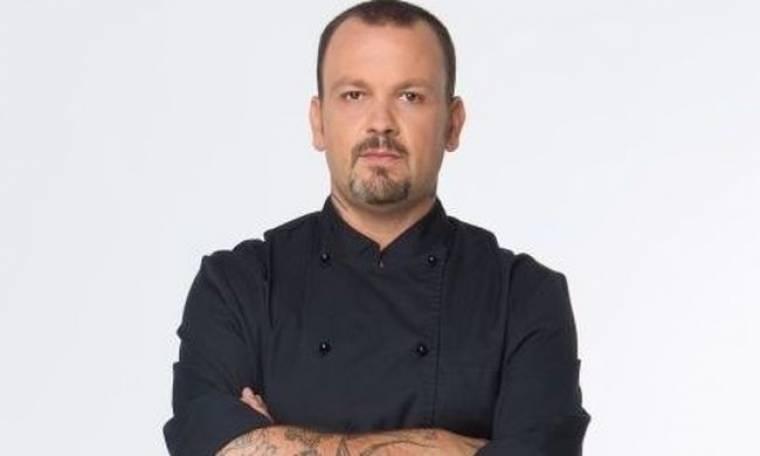 Σκαρμούτσος για Άκη: «Δεν ξέρω τι κάνει επαγγελματικά με τη μαγειρική οπότε δεν μπορώ να κρίνω»