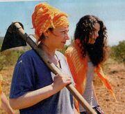 Η εθελόντρια «Χουρέμ»