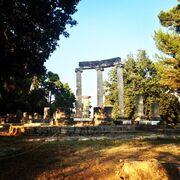 Κοκκίνου - Μπόγρης: Το ταξίδι στην Αρχαία Ολυμπία