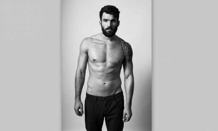 Δημήτρης Αλεξάνδρου: Οι κοιλιακοί, το μόντελινγκ, τα τατουάζ και η τηλεόραση