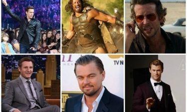 Αυτή είναι η λίστα του Forbes με τους 10 πιο ακριβοπληρωμένους ηθοποιούς!