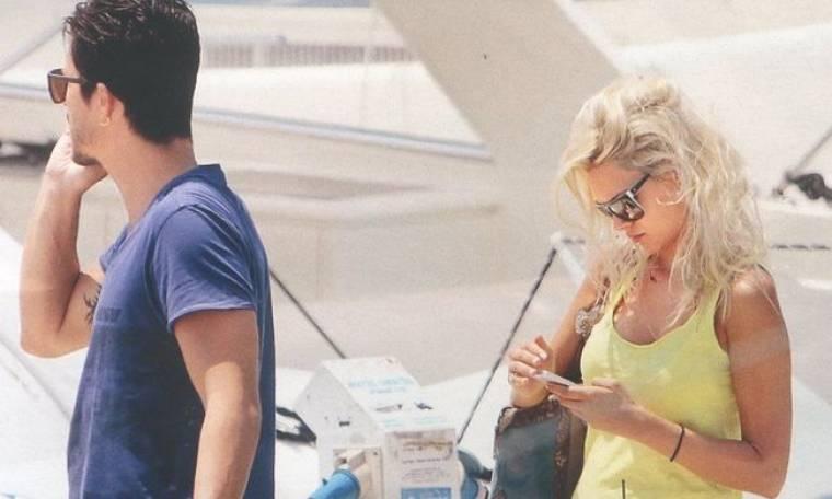Οικονομόπουλος – Κάβουρα: Χαλαρή βόλτα στην Γλυφάδα!
