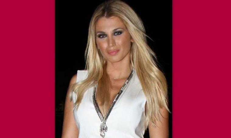 Κωνσταντίνα Σπυροπούλου:  Θα πάθετε πλάκα με την σέξι  φωτογραφία της!