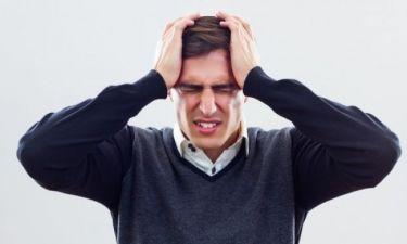 Πονοκέφαλος: 5 αιτίες που δε σας περνούν από το μυαλό